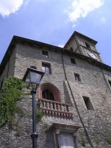 Il castello di Corniglio