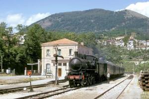 Stazione ferroviaria di Lagonegro