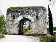 Antica porta romana