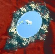 Specchio in filigrana