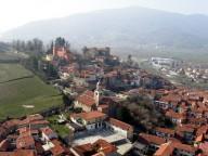 Panorama Costigliole Saluzzo