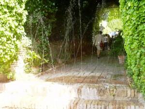 Gli Scherzi d'Acqua di Villa Bonaccorsi