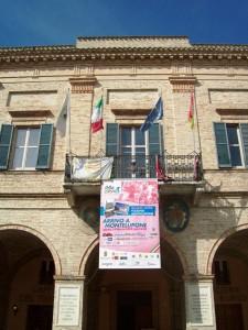 Il Palazzo Comunale di Montelupone