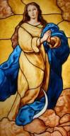 Immacolata - copia da un dipinto di Murillo
