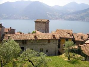 Scorcio del borgo di Sinchignano