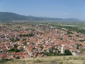 Foto panoramica di Trasacco
