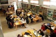 Sala Lettura Grande (g. c. archivio Biblioteca zavatti - Paolo Dalloro)