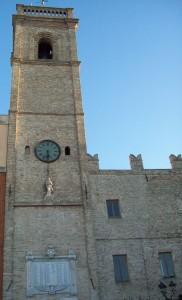 La Torre Civica di Potenza Picena