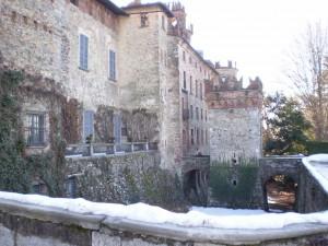 Dettaglio del Castello di Somma