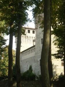 Scorcio di Castelguelfo