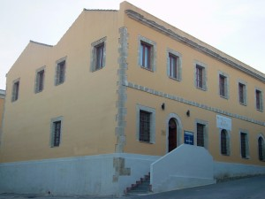Museo Scrinia Sacra, esterno