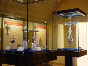 Interno Museo Scrinia Sacra, Guasila