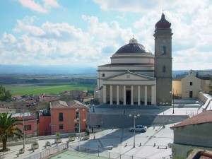 Santuario della Beata Vergine Assunta, Guasila