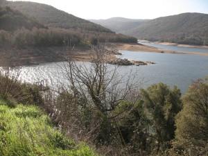 Scorcio lago di Gusana