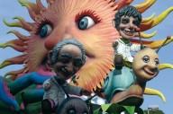 Carri allegorici - Carnevale Putignano