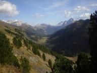 Scorcio dall'Alpe di Siusi