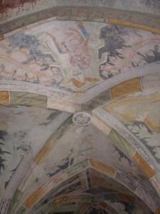 Gli affreschi