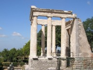 Tempio di Ercole a Cori
