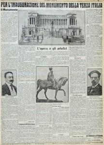 La Tribuna del 4 maggio 1911