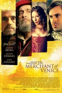 Locandina de Il Mercante di Venezia