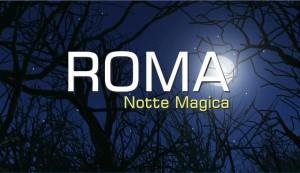 Copertina Video Roma Notte Magica