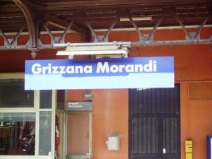 Stazione di Grizzana Morandi
