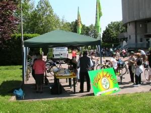 biciclettata organizzata dalla Pro Loco