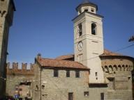 Scorcio della chiesa di S. G. Battista
