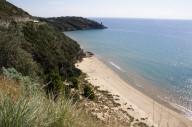 La costa delle Scissure