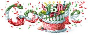 Anche Google celebra l´Unità d´Italia con un logo dedicato