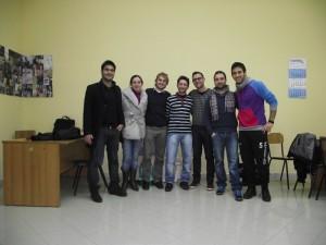 Componenti del Forum Giovani