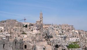Paesaggio di Matera