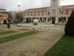 Scorcio di Piazza del Popolo