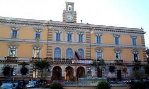 Il Municipio di Afragola