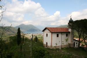 Colle S. Martino - Chiesetta dedicata alla Madonna