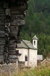 Alpe Devero - Crampiolo: la chiesa