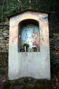 Cappella dedicata a S. Giuseppe