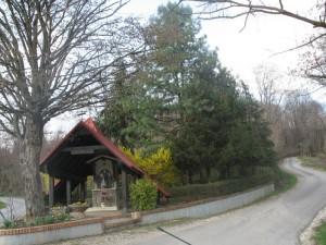 Capitello della Madonna del Bosco a Bavaria