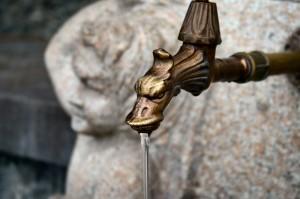 fontana in via Facciata