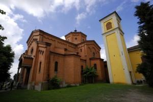 chiesa di San Geminiano a Marano di Catenaso (BO)