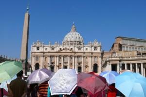 Sotto il sole di Roma