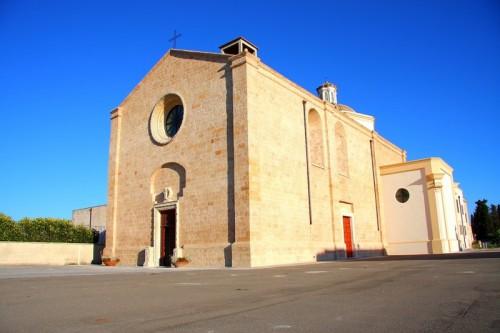 Copertino - Santa Maria della Grottella