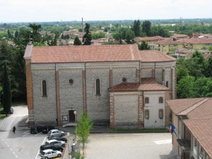Chiesa di San Nicolò a Nervesa