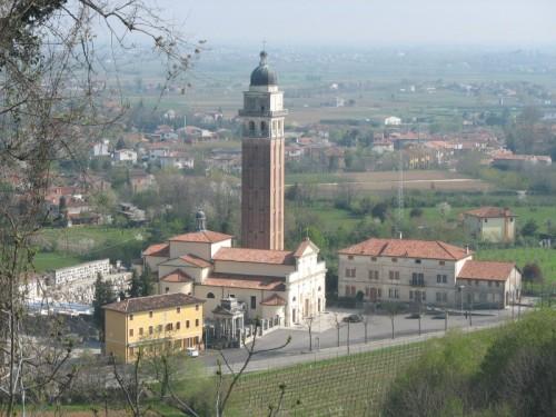 Nervesa della Battaglia - Chiesa di Nervesa..