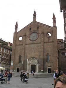 Chiesa  a Piacenza