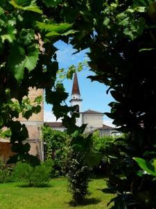 La chiesa Di Grantorto