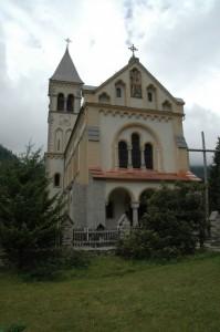 La parrocchiale di Solda