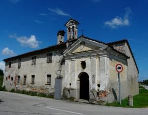 Chiesetta a San Giorgio in Brenta frazione di Fontaniva