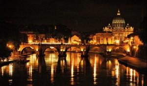 Quanto sei bella Roma quand'è sera…
