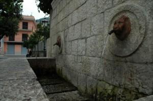 Fontana a Castellone